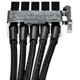 be quiet! 2x SATA, 400mm schwarz Erweiterungskabel für be quiet! Modular Netzteile (4PE0001300GP)