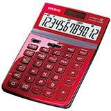 Casio Tisch Taschenrechner JW-200TW rot