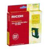 Ricoh Gel Cart. für GX2500/ 3000/3000S/3000SF/3050SFN/ 5050N/7000 Type GC-21Y yellow (405535)