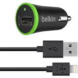 Belkin Car Charger 1000 mA inkl. Lightning Kabel