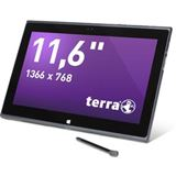 "11.6"" (29,46cm) Terra Mobile Pad 1160 WiFi 64GB schwarz"