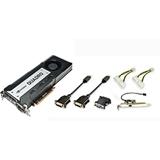 12GB PNY Quadro K6000 Aktiv PCIe 3.0 x16 (Retail)