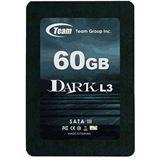 """60GB TeamGroup Dark L3 2.5"""" (6.4cm) SATA 6Gb/s MLC (T253L3060GMC101)"""