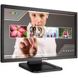 "21,5"" (54,61cm) ViewSonic TD2220-2 Touch schwarz 1920x1080 1xVGA / 1xDVI"