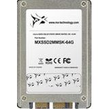 "128GB Mach Xtreme Technology MX-MSK 1.8"" (4.6cm) micro SATA 3Gb/s MLC (MXSSD2MMSK-128G)"