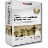 Lexware Vereinsverwaltung Premium 2014 32/64 Bit Deutsch Buchhaltungssoftware Vollversion PC (CD)