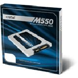 "256GB Crucial M550 2.5"" (6.4cm) SATA 6Gb/s MLC (CT256M550SSD1)"
