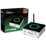 ZOTAC ZBOX nano AQ02 Plus FreeDOS Mini PC