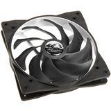 EKL Wing Boost 2 140x140x25mm 300-1200 U/min 19.6 dB(A) schwarz/weiß