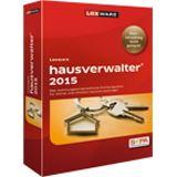 Lexware Hausverwalter 2015 Plus 32/64 Bit Deutsch Buchhaltungssoftware Vollversion PC (CD)