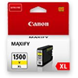 Canon Tinte PGI-1500XL 9195B001 gelb