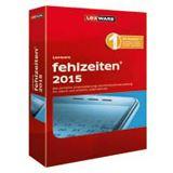 Lexware Fehlzeiten 2015 Version 15 32/64 Bit Deutsch Buchhaltungssoftware Vollversion PC (CD)