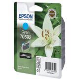 Epson Tinte T0592 C13T059240 cyan