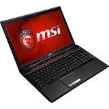 """Notebook 15.6"""" (39,62cm) MSI GP60-2QEI545FD I5-4210H"""