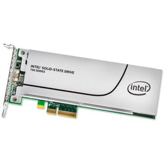 400GB Intel 750 Series Add-In PCIe 3.0 x4 32Gb/s MLC (SSDPEDMW400G4X1)