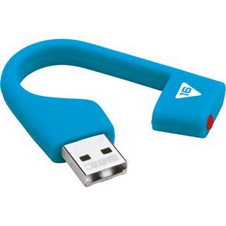 16 GB EMTEC Hook pink USB 2.0