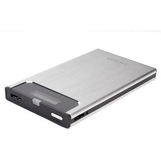 """Zalman ZM-VE350 2.5"""" (6,35cm) USB 3.0 silber"""