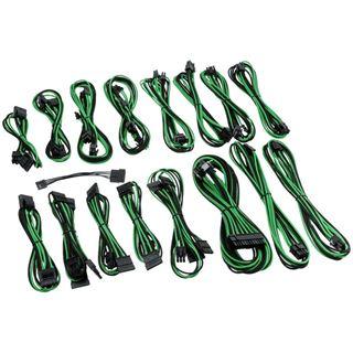 CableMod C-Series AXi, HXi, TX/CX/CS-M & RM Cable Kit - schwarz/grün