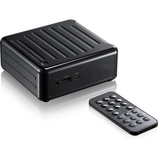 Asrock BeeBox S 6100U/B/BB Barebone Schwarz Intel i3 retail