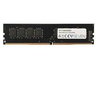 4GB V7 V7170004GBD DDR4-2133 DIMM CL15 Single
