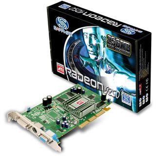 256MB SAPPHIRE Radeon 9250 DDRAGP