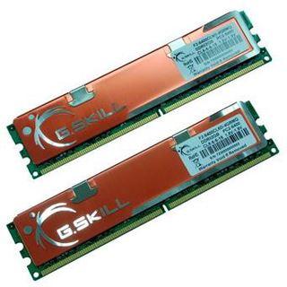2x2048MB Kit G.Skill Orange PC2-5300 667MHz CL5