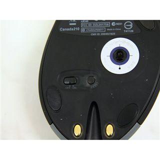 Logitech Laser Cordless MX1000 Optical Mouse