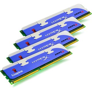 4GB Kingston HyperX DDR2-1066 DIMM CL5 Quad Kit