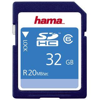 32 GB Hama High Speed Pro SDHC Class 6 Retail