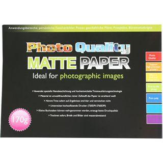 WinTech SM-170-A4 Fotopapier 29.7x21 cm (50 Blatt)