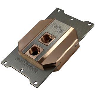 Watercool Heatkiller CPU Rev. 3.0 AM3/AM3 Edelstahl/Elektrolytkupfer CPU Kühler