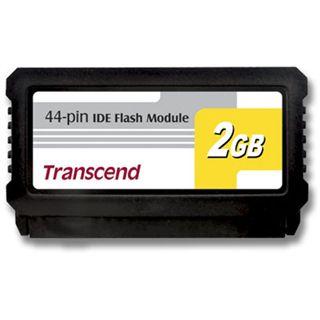 2GB Transcend IDE Flash Modul Module IDE MLC asynchron (TS2GDOM44V-S)