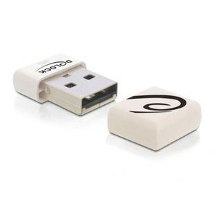 16 GB Delock Nano weiss USB 2.0