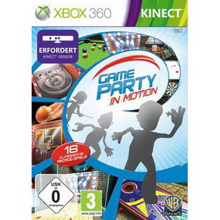 Game Party 4 - In Motion (Kinect) (XBox360)