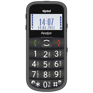 Tiptel Ergophone 6010 schwarz