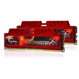 4GB G.Skill RipJawsX DDR3-1333 DIMM CL9 Dual Kit