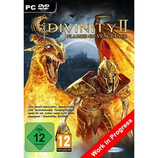 Larian Divinity 2: Flames of Vengeance (Add-On) (PC)
