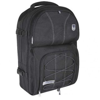 "Tech-Air Notebooktasche Air bag 40.6cm(16"") bis 43.9cm(17.3"") schwarz/blau ""Rucksack"""