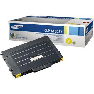 Samsung Toner CLP-510D2Y Gelb (ca. 2000 Seiten)