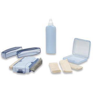 Micro LCD Reinigungsset, Alkoholfrei, inkl. Reinigungsflüssigkeit und Pinsel