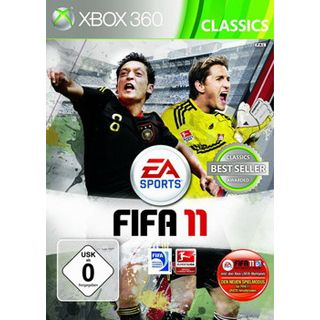 EA Games Fifa 11 Classics (XBox360)