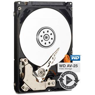 "320GB WD AV-25 WD3200BUCT 16MB 2.5"" (6.4cm) SATA 3Gb/s"