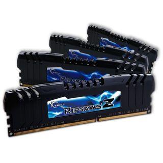 8GB G.Skill RipJawsZ DDR3-2133 DIMM CL9 Quad Kit