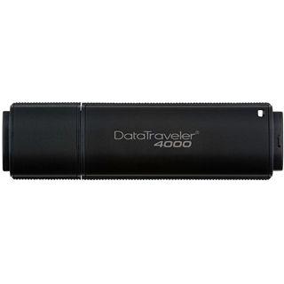 8 GB Kingston DataTraveler 4000M schwarz USB 2.0
