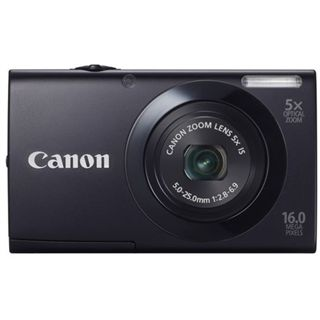 Canon PowerShot A3400 IS schwarz