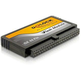 """1GB Delock Flash Modul 1.8"""" (4.6cm) IDE 44-pin MLC (54149)"""