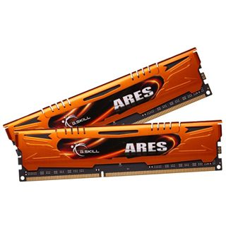 8GB G.Skill Ares DDR3-1600 DIMM CL9 Dual Kit