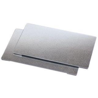Xavax Multi-Glasschneideplatte, 2er-Pack