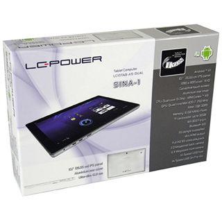 """10.1"""" (25,65cm) LC-Power Sina-1 WiFi/Bluetooth V4.0 16GB schwarz"""