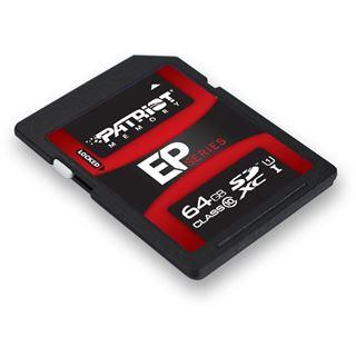 64 GB Patriot EP Serie UHS-I SDXC Class 10 Bulk